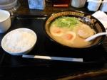 ラーメン定食(2016.11.5)