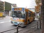 100円循環バス(博多~キャナル)2016.11.28