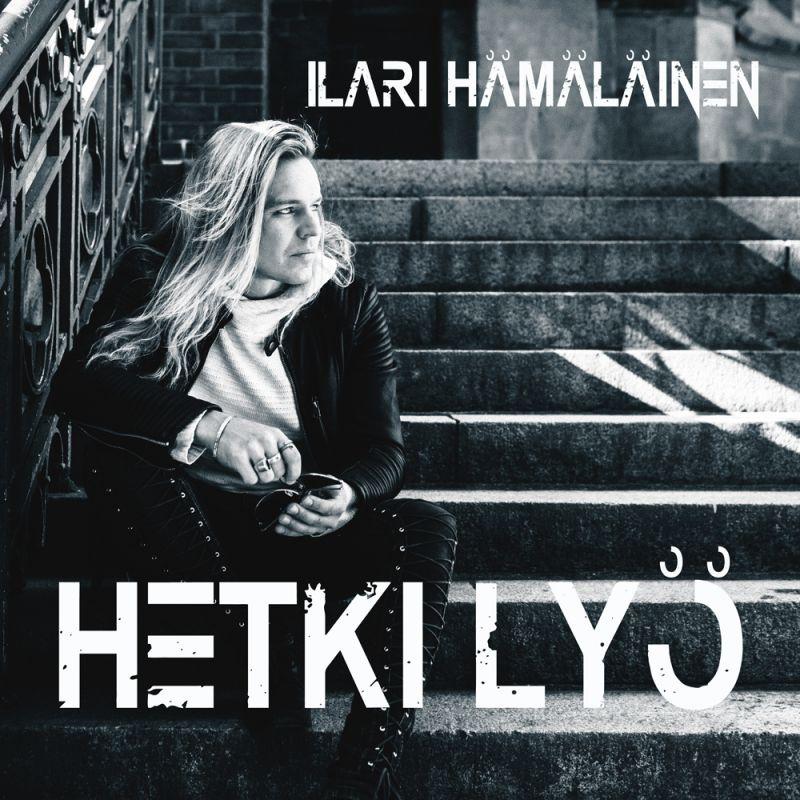 Ilari Hämälainen Hetki Lyö Kansi