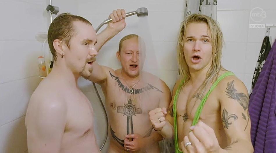 フィンランド TV POSSE Olli Herman