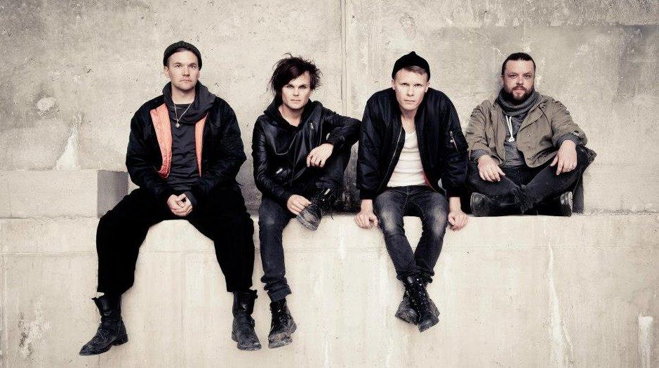 The Rasmus promo 2014
