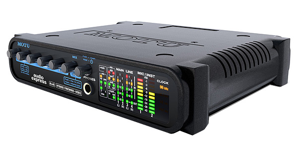 MOTU(モツ、マークオブザユニコーン) AudioExpress