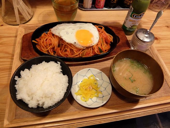 ナポリタン食堂1