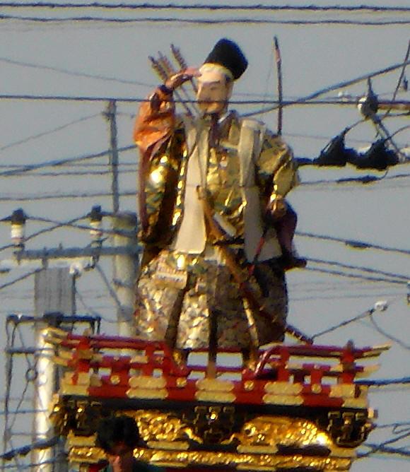 02喜多町(秀郷の山車)1