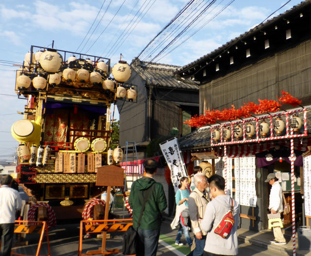 02喜多町(秀郷の山車)2