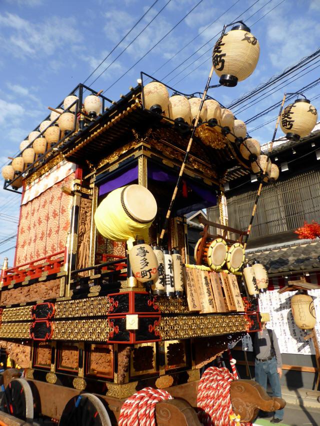 02喜多町(秀郷の山車)5