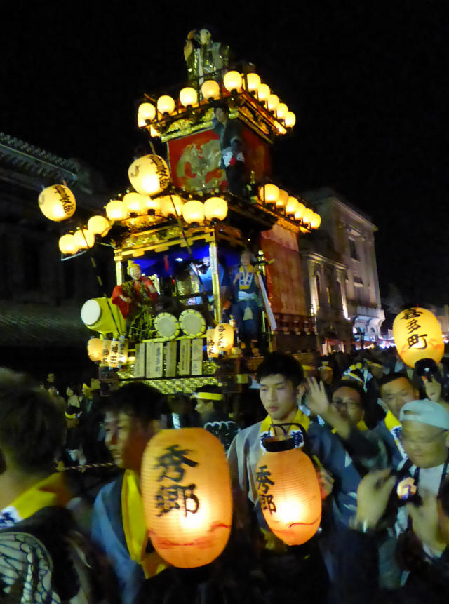 02喜多町(秀郷の山車)7