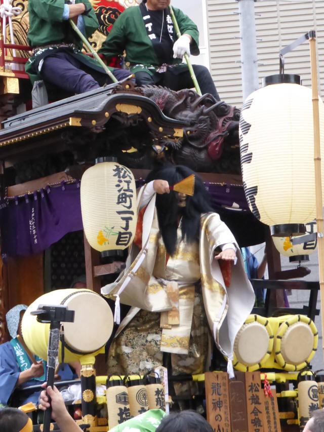09松江一丁目(龍神の山車)3