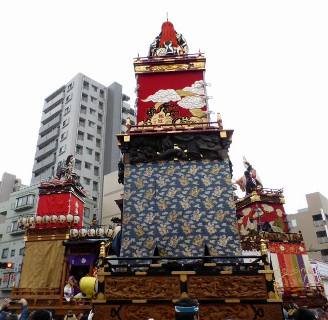 09松江一丁目(龍神の山車)5
