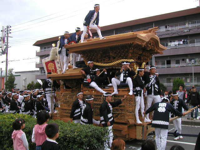 11助松町のだんじりa