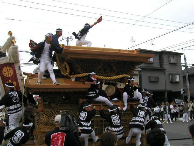 11助松町のだんじりb