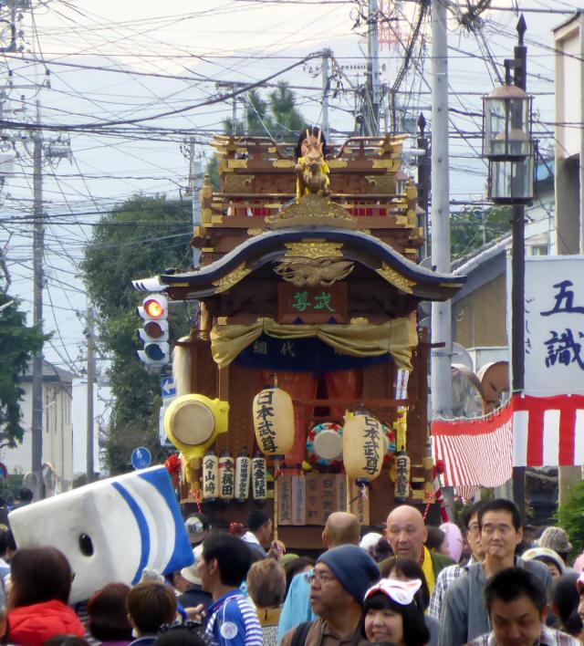 12宮下町(日本武尊の山車)3