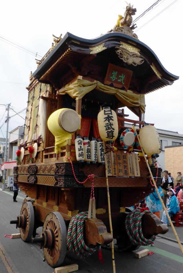 12宮下町(日本武尊の山車)5