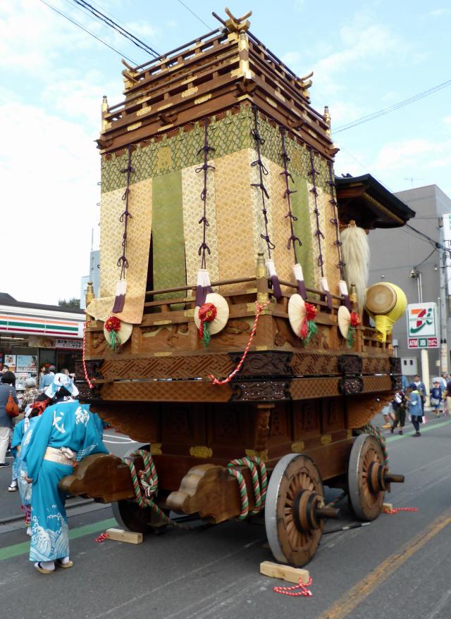 12宮下町(日本武尊の山車)7