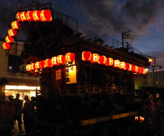 下田町彫刻屋台2