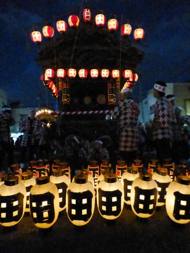 下田町彫刻屋台3