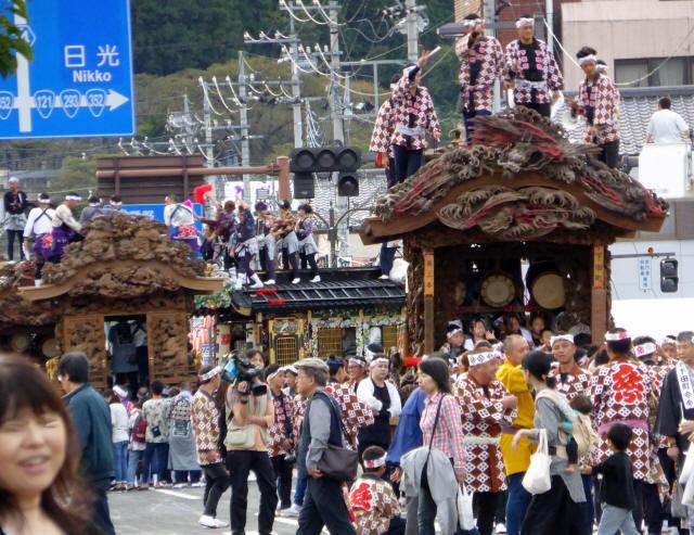下田町彫刻屋台5