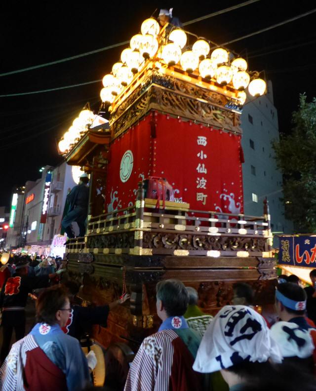 13西小仙波町(素戔嗚尊の山車)9