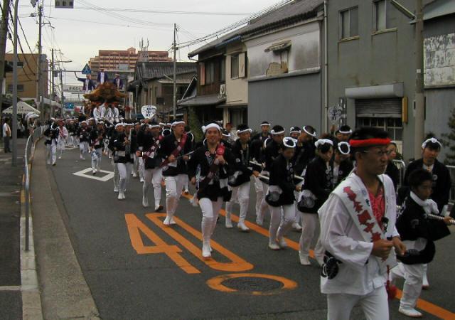 13田中町のだんじり2