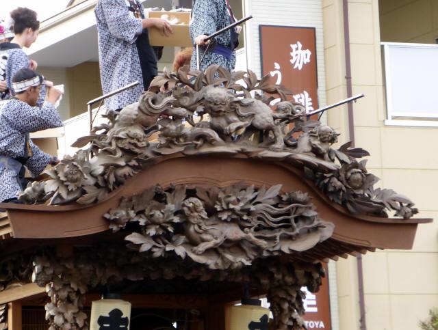末広町彫刻屋台6