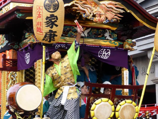15脇田町(徳川家康の山車)3