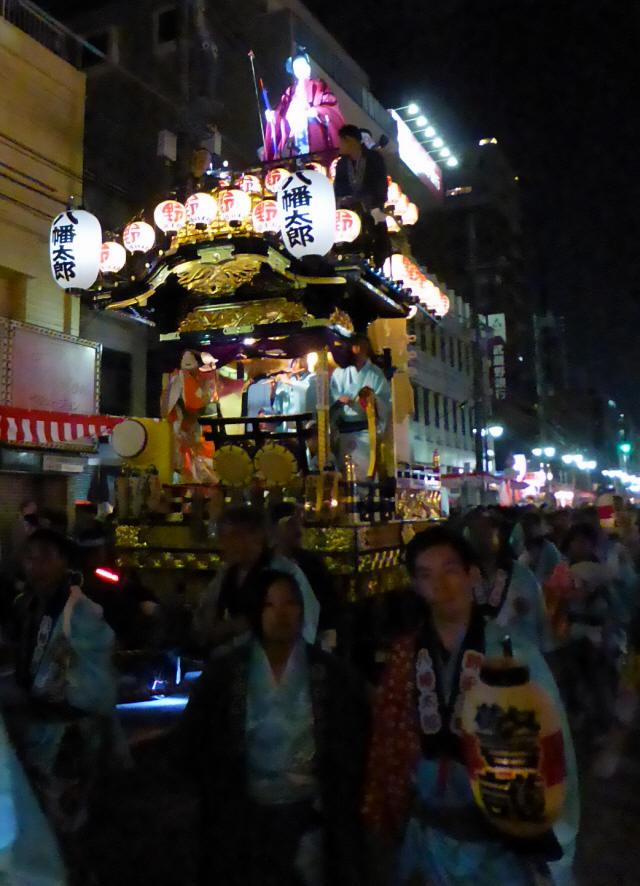 16野田五町(八幡太郎の山車)7