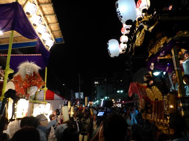 16野田五町(八幡太郎の山車)8