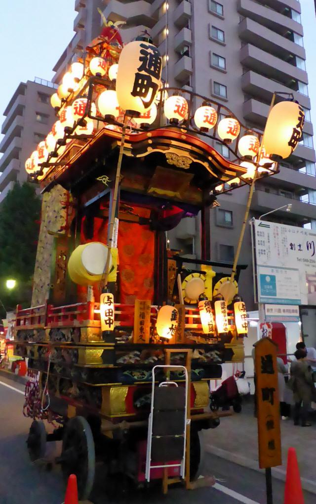 17通町(鍾馗の山車)8