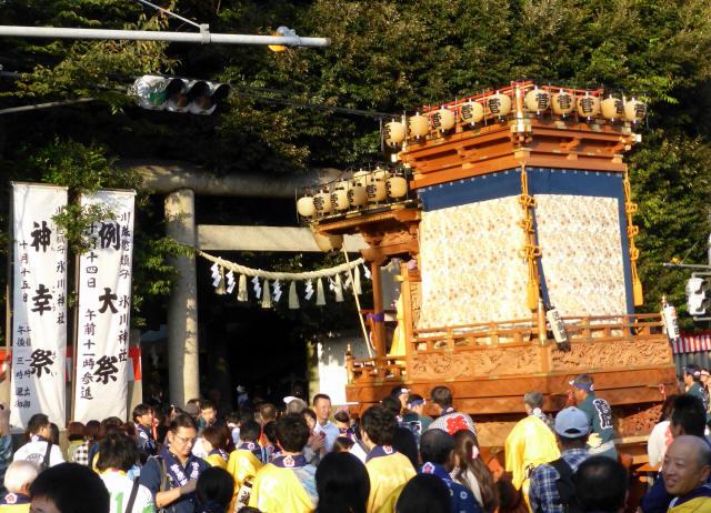 19菅原町(菅原道真の山車)1