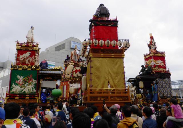 07松江二丁目(浦嶋の山車)8