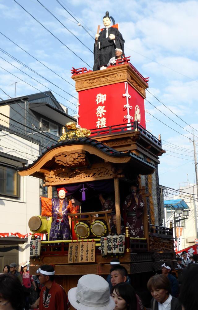 20新富一丁目(家光の山車)3