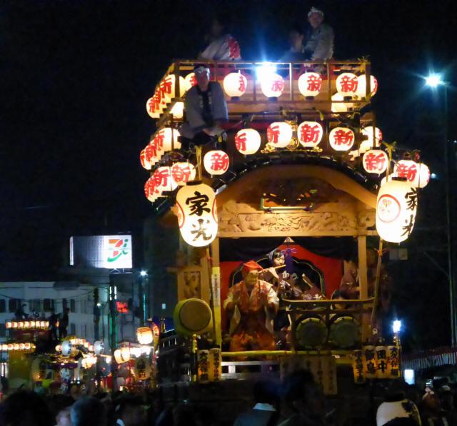20新富一丁目(家光の山車)7