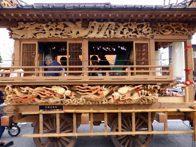 朝日町彫刻屋台0