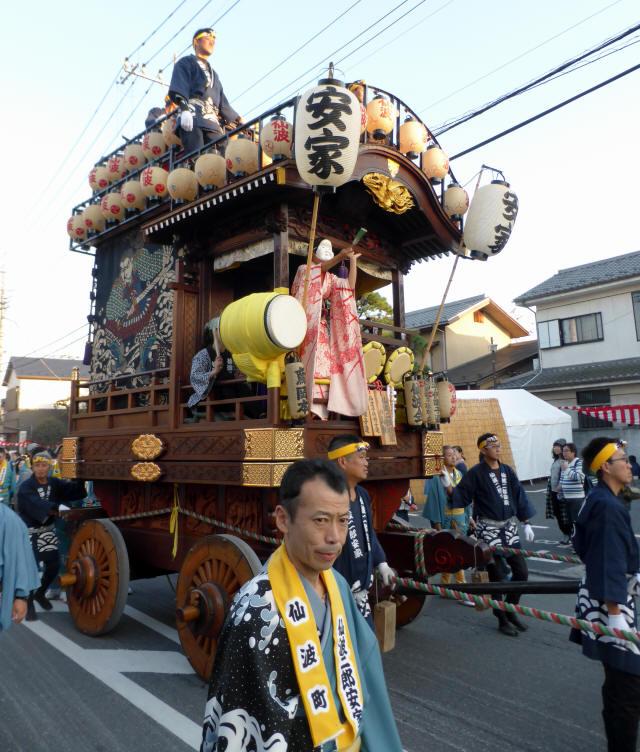 21仙波町(仙波二郎安家の山車)5