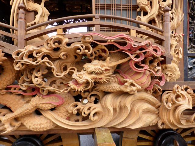 上田町彫刻屋台7