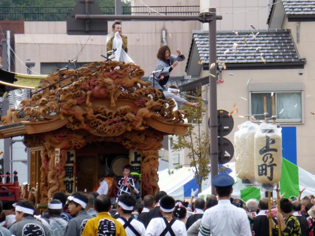 上野町彫刻屋台5