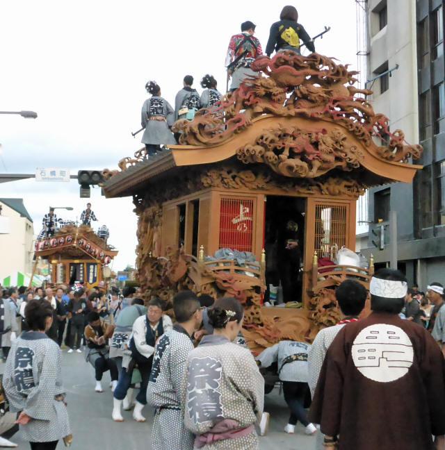 上野町彫刻屋台6