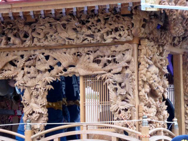 府所町彫刻屋台6