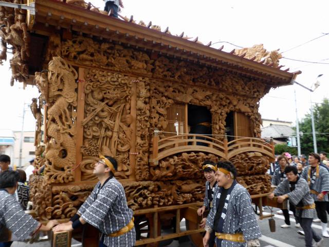 府所町彫刻屋台9