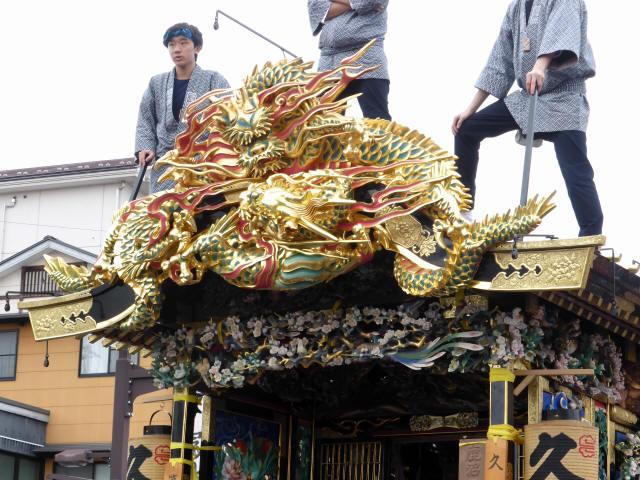 久保町彫刻屋台3