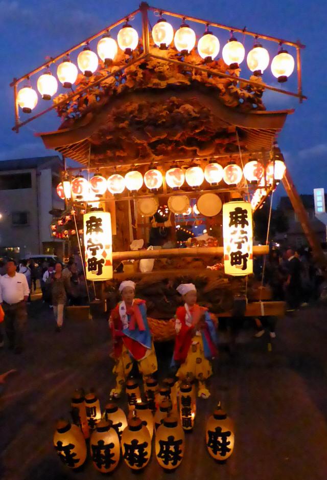 麻苧町彫刻屋台2