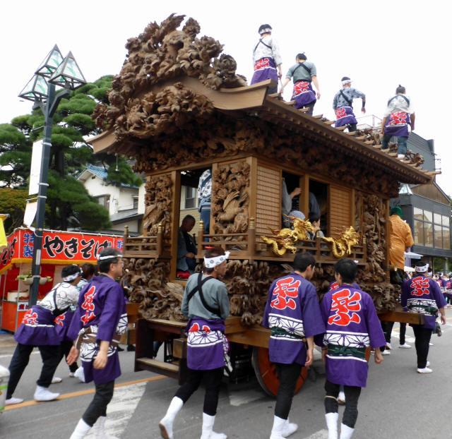 麻苧町彫刻屋台7