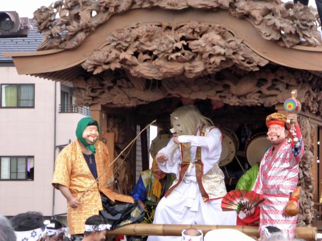 麻苧町彫刻屋台0