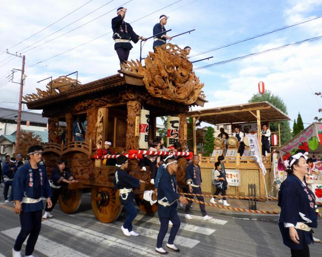 寺町彫刻屋台5