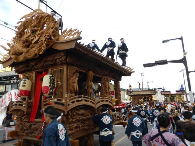 寺町彫刻屋台7