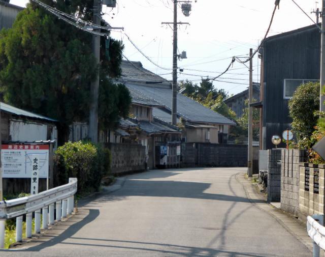 赤坂宿~垂井宿6
