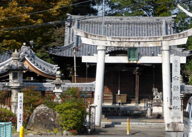 赤坂宿~垂井宿7