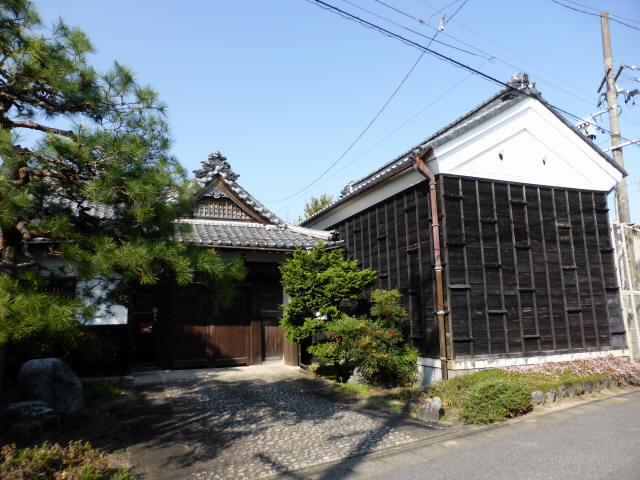 赤坂宿~垂井宿8