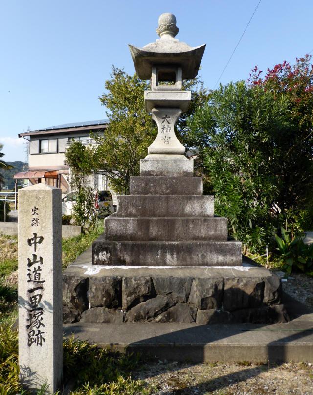 赤坂宿~垂井宿a