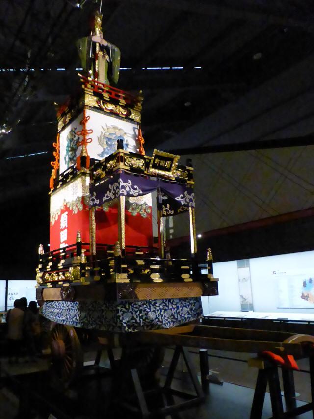 神田明神山車1